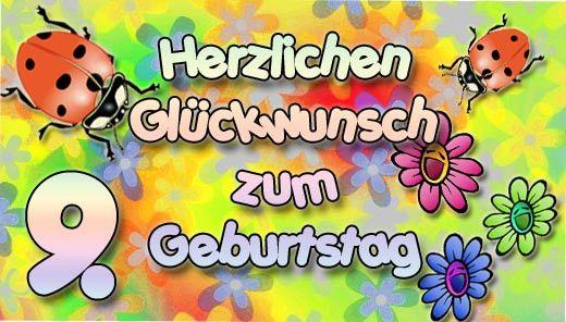 Spruche Zum Kindergeburtstag Junge Inspirational 9 Geburtstag