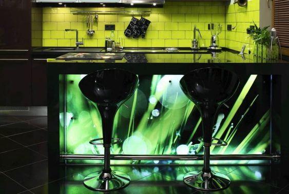 На кухне нужно позаботиться только о функциональном освещении — миф