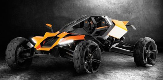 Concept KTM Side By Side - ATVConnection.com ATV Enthusiast Community