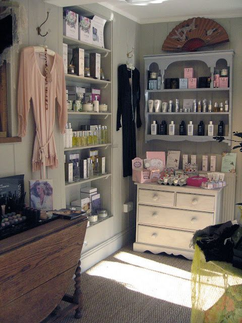 light green, castle cary, somerset - shop interior | lovely shops