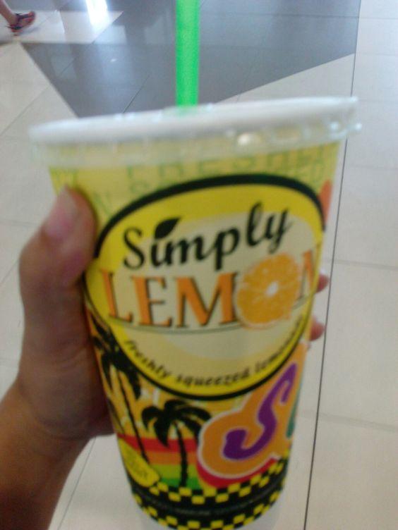 When life gives you lemons, drink lemonade.