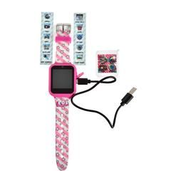 L.O.L Easy-To-Buckle Touch-Screen Smartwatch Surprise Built In Selfie-Camera