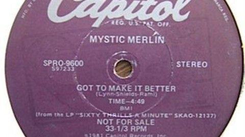 Funk Disco Groove Soul Rap : Mystic-Merlin---Got-To-Make-
