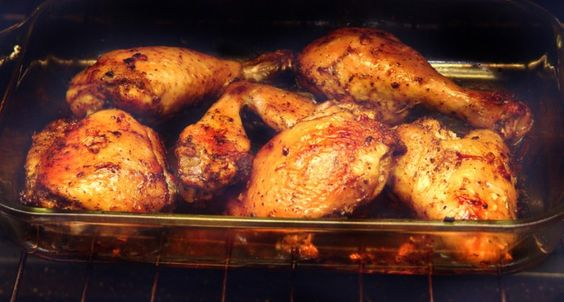 Rachel Ray's Famous Brown Sugar Chicken: Of All The Ways To Bake Chicken This Is Our Favorite Recipe!