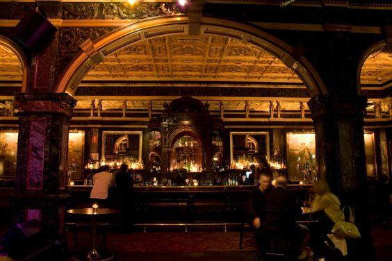 Marble bar in sydney australia settle back share a for Ambiance australia