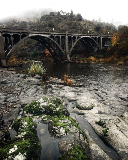 Myrtle Creek, Oregon.