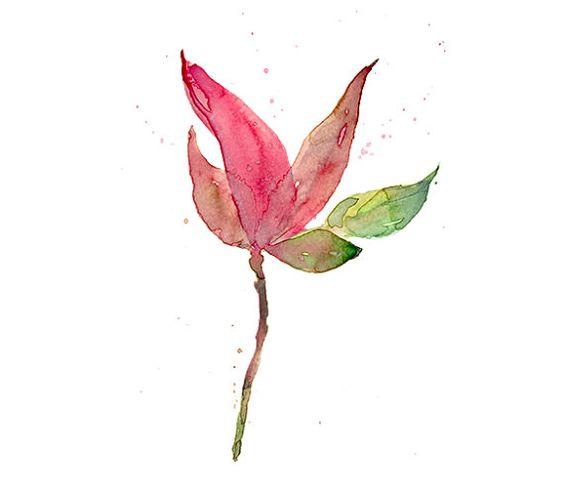He encontrado este interesante anuncio de Etsy en https://www.etsy.com/es/listing/225653673/watercolor-magnolia-flower-art-print