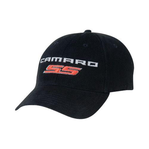 2010 Camaro SS Cap