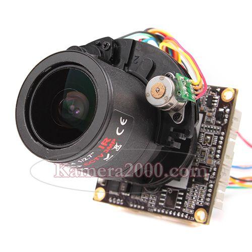 70€ aus Deustchland , HD-SDI 1080P WDR Board Kamera 2.8-12mm Dual-Motor Autofokus Linse