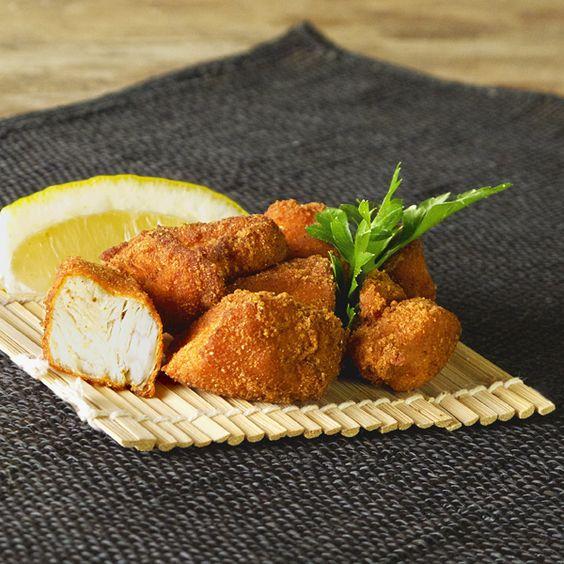 Tori no kara age (Japanese fried chicken)