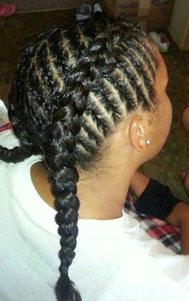 Cool Iverson Braids That Suit Men With Curly Hair Textures