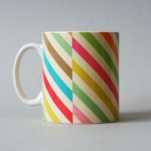 Stripey Mug