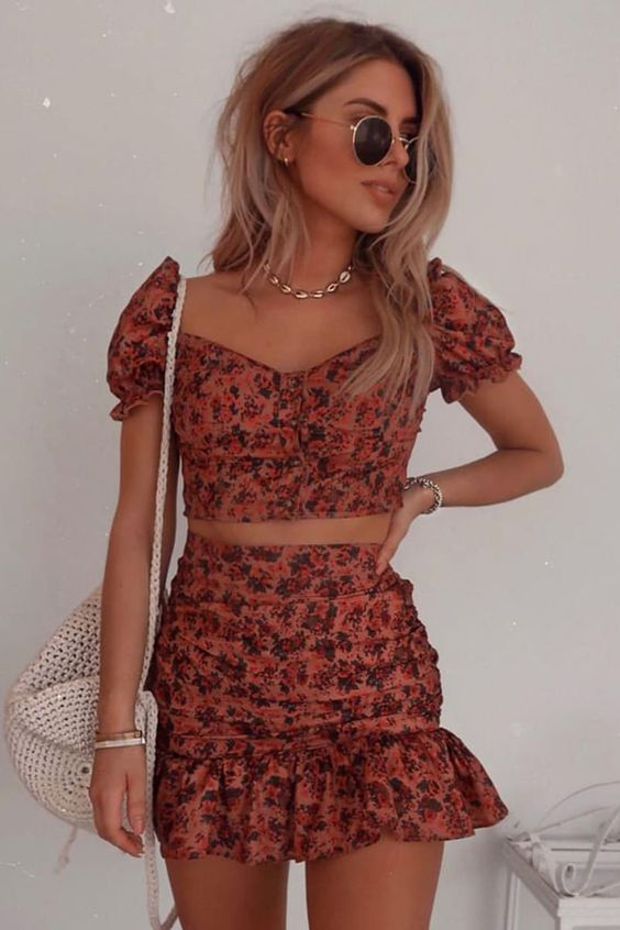 36 Two Pieces Outfit To Update You Wardrobe Now outfit fashion casualoutfit fashiontrends