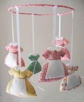 Vintage Crib Mobiles | Baby Gardner