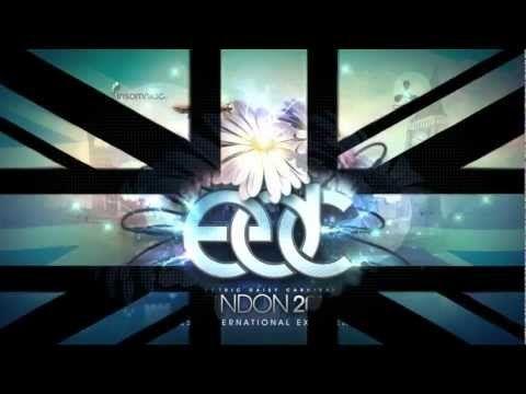 EDC London Trailer.  Let's do this! #EDCLondon
