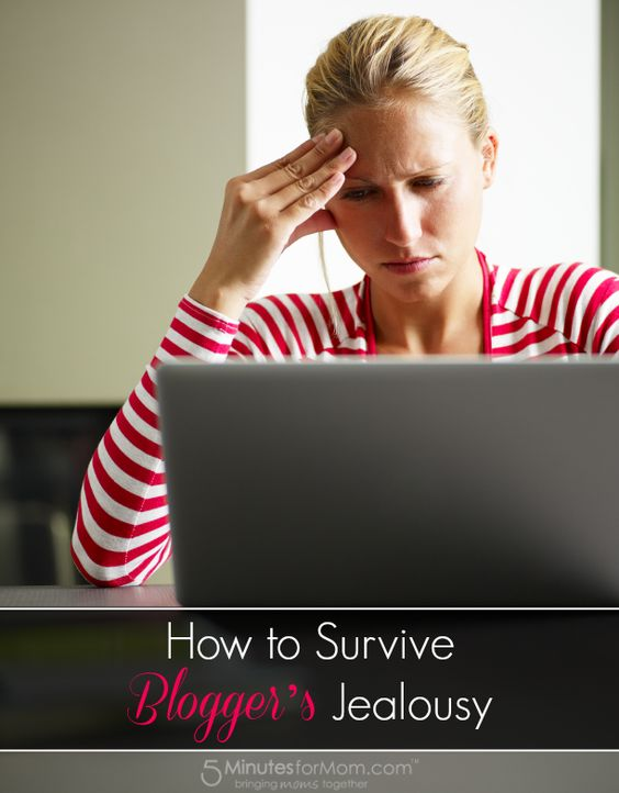 How to Survive Bloggers Jealousy