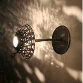Found it at Wayfair - Steamlight Extended Swing Arm Wall Sconce $159