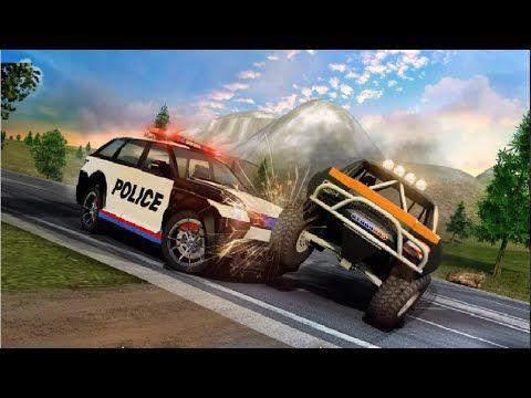 Police Car Smash 2017 Crash Smash Android Gameplay Hd Android12games Youtube In 2020 Police Cars Police Taxi Games