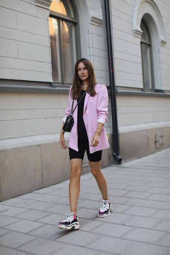 15 Looks que van perfecto con tus 'ugly sneakers' | OkChicas