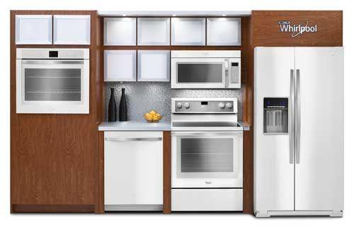 Appliances-Whirpool- white ice - Maison et décoration - Electromenager - Whirpool
