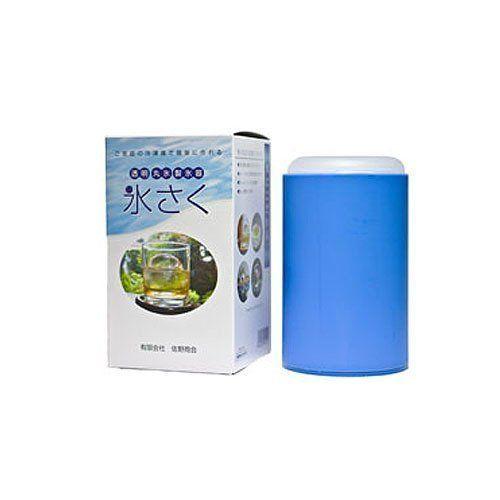 Amazon.co.jp: 透明氷製氷器 氷さく: ドラッグストア