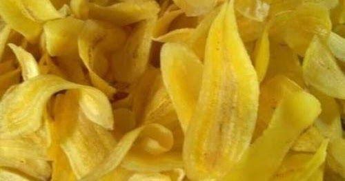 Cara Buat Kerepek Pisang Nipah Bawang Putih Lebih Lemak Masin Cara Snack Recipes Snacks