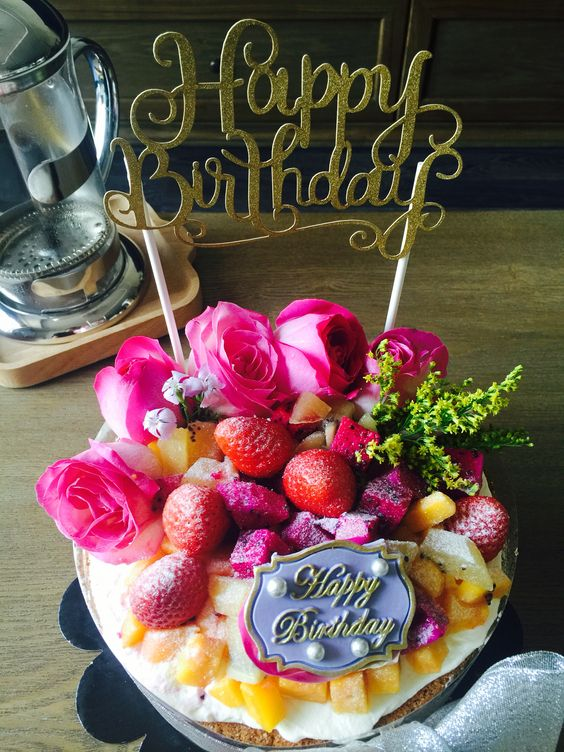 My sister birthday ~