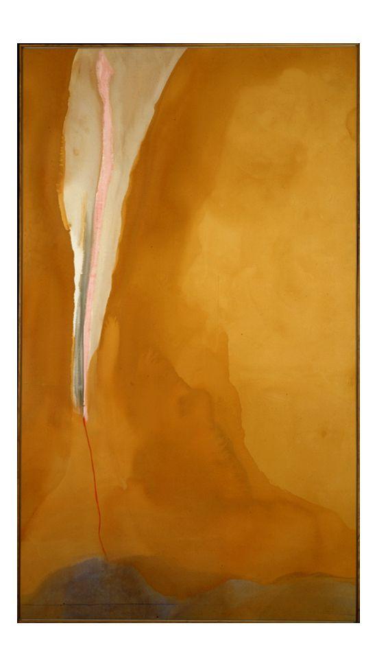 Helen Frankenthaler, Coral Wedge, 1972