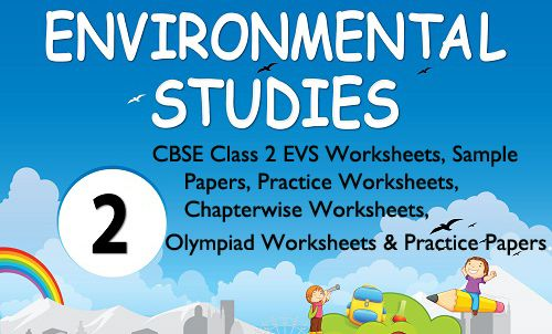 Cbse Class 2 Evs Worksheets Teaching Methodology Worksheets For Class 1 Worksheets