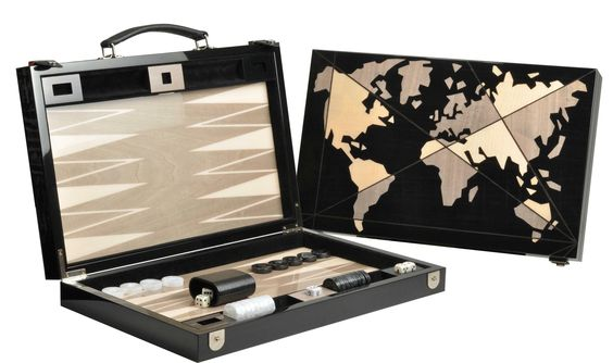 15 inch map backgammon set brown backgammon pinterest publicscrutiny Choice Image