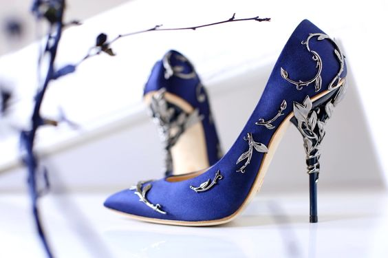 Ralph russo haute couture collection shoes style 12 for Haute couture shoes