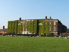 Universidade Goldsmiths_Main_Building.jpg Mestrados em artes