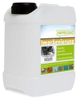 """Waschmaschinenimprägnierung, in nur einem Waschgang, IMPREGNO Imprägnierung """"Wash"""" 2,5 Liter Waschmaschine/Han... https://www.amazon.de/dp/B01HBLAG4K/ref=cm_sw_r_pi_dp_.6vAxbB36H3J8"""