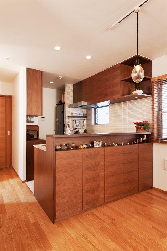 リフォーム・リノベーションの事例|キッチンカウンター|施工事例No.295新築住宅を自分たち色に・・・|スタイル工房