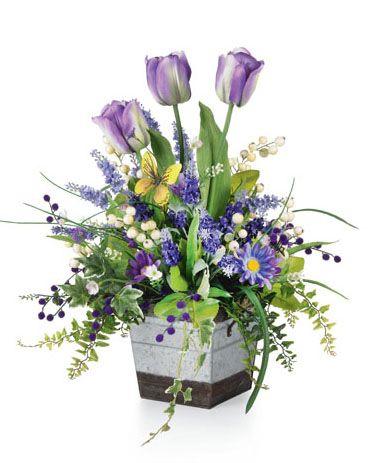 Spring Arrangement: