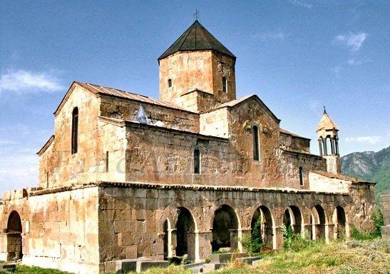 Hram Uzunlar Erivan Uzunlar Temple History Landmarks Building