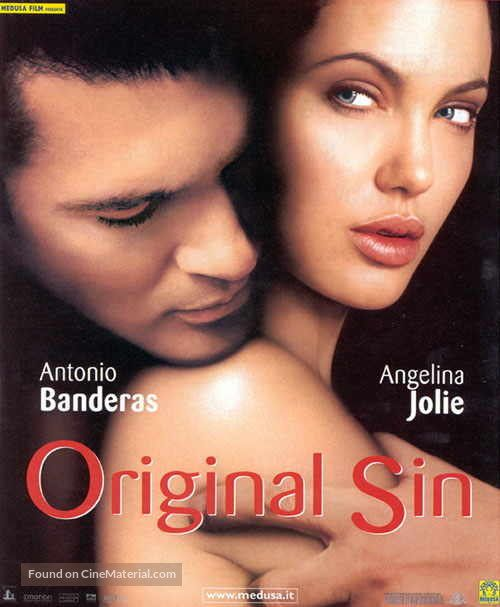 Original Sin 2001 Italian Movie Poster 6 Full Movies