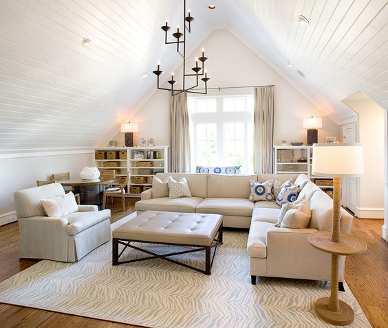 From a simple bonus room update to a remodel, DIY Network can help you get the ... DIY Network has ideas on how to turn unused spaces into stylish living areas. ...
