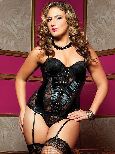 Womens Plussize Lingerie For Full Figured Women Sizes 12w To 44w Http Www Planetgoldilocks