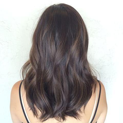 Image Result For Asian Ash Brown Balayage Hair Color Asian Asian Brown Hair Balayage Hair Ash