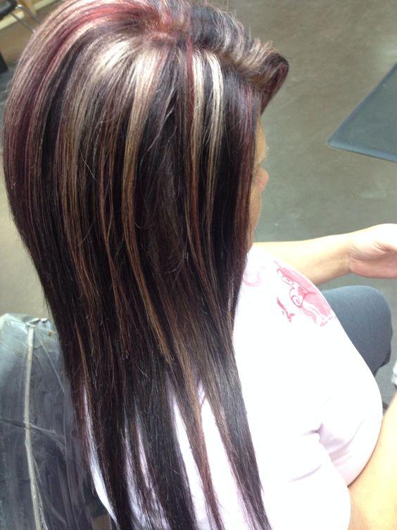 Strange My Hair Style And Love This On Pinterest Short Hairstyles Gunalazisus