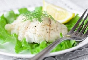 Halibut Recipe with Lemon