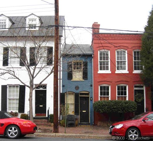 Smallest house in alexandria va favorite places spaces for Virginia house