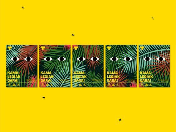 Kamaleoiak Gara! Es una iniciativa para que personas pequeñas y mayores podamos disfrutar juntas a través del arte contemporáneo.Los camaleones tienen la capacidad de cambiar de color. Por lo que podríamos decir que cuentan con diferentes identidades que…