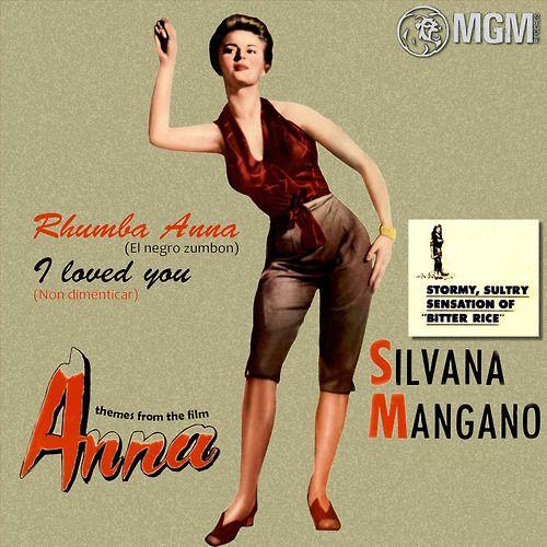 Rhumba Ann Rhumba.      Silvana Mangano - Rhumba Anna/I Loved You