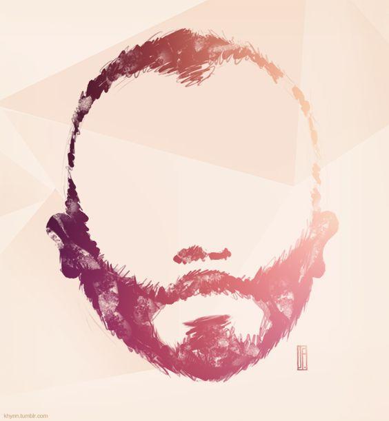 AUTOPORTRAIT - JP - 2013 #illustration #autoportrait #portrait