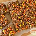 Reese's Pieces Cocoa Puff Bars
