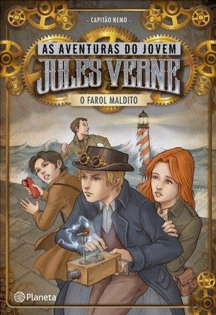 Crónicas de uma Leitora: Passatempo Juvenil | As aventuras do jovem Jules V...