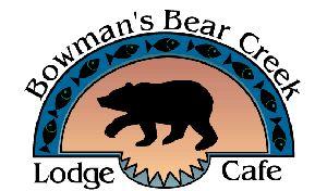 Bowman's Bear Creek Lodge- Home page