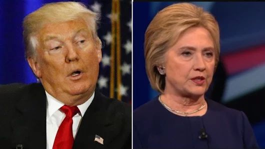 Moody's economic model finds Clinton pulling away from Trump